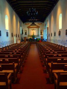 San Luis Obisbo Catholic Mission, California