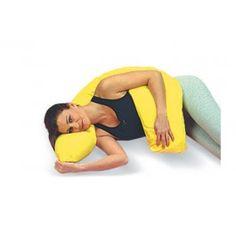 Coussin ergonomique en U: idéal pour un confort optimale sur plusieurs parties de votre corps...