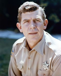 Sheriff Taylor, Matlock ... Andy Griffith, you will be missed.