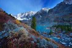 Rusko / Mrazivá jezera Altaje   Into the Wild   Jaroslav Zákravský   Fotografie přírody Into The Wild, Jezera, Mountains, Nature, Travel, Fotografia, Wilderness, Naturaleza, Viajes