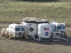 SEVs and Space Hab.