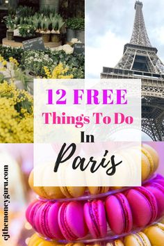 I recently visited Paris and found 12 Free Things you can Do In Paris that You probably Didn't Know About. Money Tips, Money Saving Tips, Make Money Online, How To Make Money, Paris Travel, Travel Europe, Thing 1, Budget Travel, Travel Hacks
