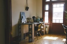 Isaac and Florence's Eclectic Zen-Inspired Apartment House Tour | Apartment Therapy