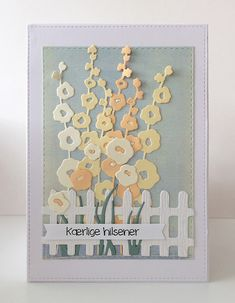 Handmade Birthday Cards, Greeting Cards Handmade, Scrapbook Paper Crafts, Scrapbook Cards, Penny Black, Impression Obsession Cards, Spellbinders Cards, Pretty Cards, Sympathy Cards