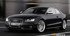 Audi-A5 is very attractive and nice car.