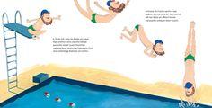 Bruno Hächler / Ingrid Sissung: Herr Blume ist glücklich. mixtvision Verlag. #glück #bilderbuch #illustration #winter