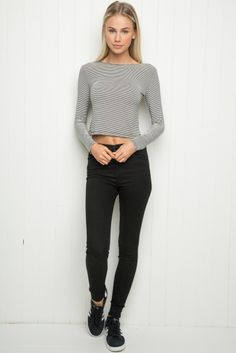 Brandy ♥ Melville | Christine Top - Just In