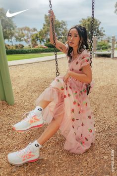 Girly Girl Outfits, Teen Fashion Outfits, Retro Outfits, Cute Casual Outfits, Summer Outfits, Aesthetic Fashion, Aesthetic Clothes, Grunge, Estilo Indie