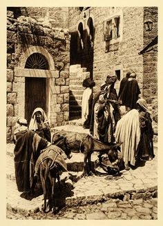 Old Pictures, Old Photos, Palestine History, Israel History, Israel Palestine, Birthplace Of Jesus, Terra Santa, Naher Osten, Chanel Double Flap