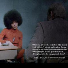 Angela Davis a true revolutionary