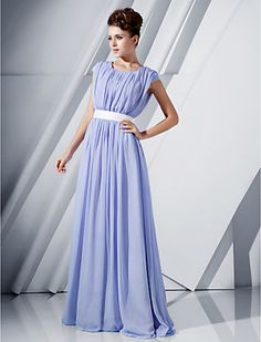 BAKA - Vestido de Noche de Gasa - EUR € 171.91