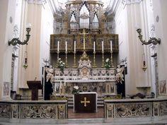 interno chiesa di San Francesco