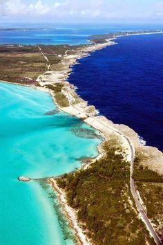 BAHAMAS, ATLANTIC OCEAN -10 Most Beautiful Island Countries in the World