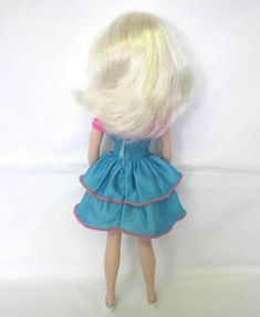Marie in a block is under her hair line, no markings on her body. The doll, dress and shoes are in good played with condition. Her waist is a tad loose, the neck and top of her body has yellowed. Her Hair, Summer Dresses, Dolls, Ebay, Fashion, Summer Sundresses, Moda, Sundresses, Fashion Styles