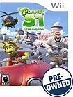 Planet 51: The Game – PRE-OWNED – Nintendo Wii « Holiday Adds