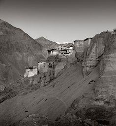 Lamayuru Monastery of Ladakh, India.