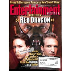 Cover Print of Entertainment Weekly, October 11 2002 | $3.61