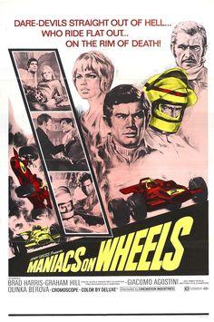 Maniacs on Wheels (1970)