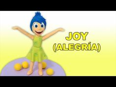 Inside Out Part 1: How to make Joy / Intensa Mente Parte 1: Cómo hacer a Alegría - YouTube