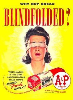 ~From 1943~ Wasn't life easier ... when the freshness of the bread, was so important.