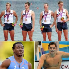 Some of those Olympic outfits are a bit . . . revealing