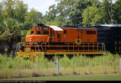 FCRD 1602   Description:    Photo Date:  9/3/2014  Location:  Yulee, FL   Author:  Allan Williams Jr.  Categories:  Yard,Action  Locomotives:  FCRD 1602(GP16)