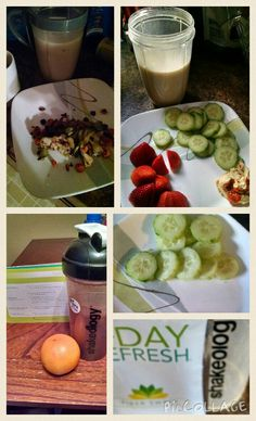 Round 2 Day 2 of the 3 Day Refresh. 3 Day Cleanse