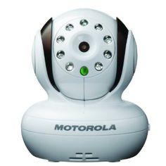 $96 Amazon.com: Motorola Additional Camera for Motorola MBP36 Baby Monitor, Brown with White: Baby