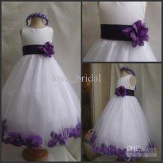Rachel's Flower Girl Dress