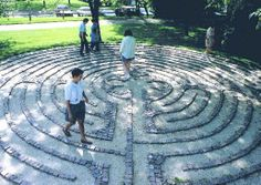 Labyrinth ~ On my list of things to build in  2013