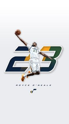 Jazz Basketball, Basketball Legends, Sports Graphic Design, Sport Design, Sports Marketing, Nba Wallpapers, Sports Graphics, Utah Jazz, Nba Players