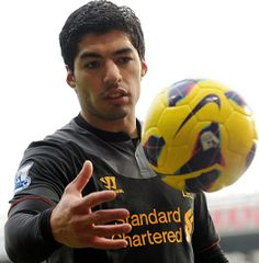 Luis Suarez believes Liverpool can still qualify for the Champions League this season.