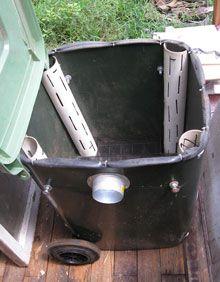 Homemade Urine Diverter Bus Pinterest Toilet