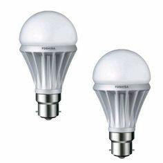 6 Pack of 3.5w Toshiba LED Energy Saving Light Bulbs BC / B22 / Bayonet Cap Fitting 3.5 watt E Core - Cool White by Toshiba, http://www.amazon.co.uk/dp/B00DX6CRHW/ref=cm_sw_r_pi_dp_Mbictb159QGDV