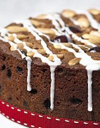 American Christmas Cake by Mary Berry a lighter alternative to heavy British Christmas cake