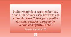 Atos dos Apóstolos 2:38
