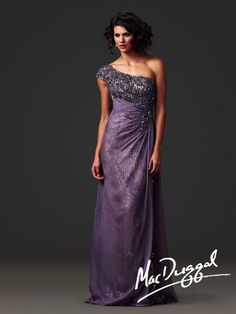 85206D | Mac Duggal Couture Gown