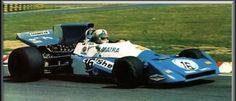 #16 Chris Amon (NZ) - Matra Simca MS120C (Matra V12) non start (12) Equipe Matra