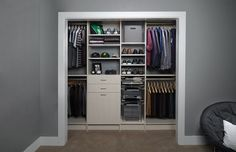 Arctic-Flat-Panel-Young-Mans-Reach-In-closet-organization