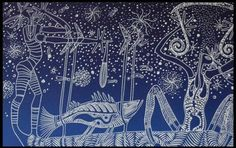 Arone Meeks Australian Painting, Sand Painting, Black And White Prints, Painted Leaves, Indigenous Art, Aboriginal Art, Wood Carving, Contemporary, Photo And Video