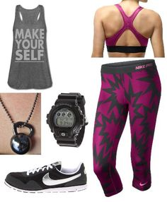 crossfit clothing | outfit326 - CrossFit Clothing | Nike:)