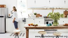 5 Important Questions to Ask Yourself Before Committing to an All-White Kitchen – Home Design Central