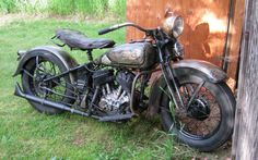 Ready To Ride: 1936 Harley-Davidson - http://barnfinds.com/ready-to-ride-1936-harley-davidson/