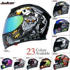 Casque de Moto Adulte Adolescents Vintage Dark Lens Open Face Harley Moto Casques de Moto pour la Course de Motocross
