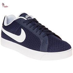 online store 73c12 e9967 Nike Court Royale Lw Txt Homme Baskets Mode Bleu - Chaussures nike  ( Partner-