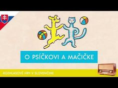 Josef Čapek - O psíčkovi a mačičke (rozhlasová hra / 1997 / slovensky) Youtube, Blog, Fictional Characters, Blogging, Youtubers