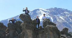(1) 6 Days Climbing Mount Kilimanjaro-Marangu Route | LinkedIn