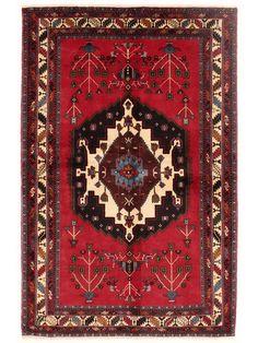 Tapis persans - Afshar  Dimensions:231x148cm