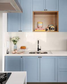 46 trendy home kitchen cabinets interior design Kitchen Cabinet Interior, Interior Design Kitchen, Kitchen Decor, Kitchen Cabinets, Home Room Design, Trendy Home, Küchen Design, Bars For Home, Interiores Design