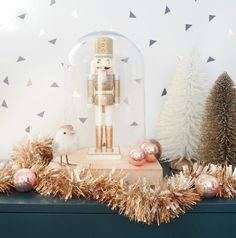 Emily Henderson - Christmas decor with Target